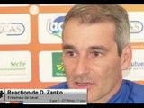 (J37) Nîmes 2-1 Laval, réaction de D. Zanko