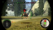 World of Tanks  Xbox 360 Edition    Tank Destroyers  Gameplay Tutorial   EN[720P]