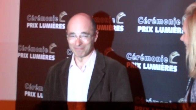 Bernard Werber - Prix Lumières 2014