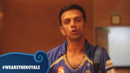 RAHUL DRAVID on Royals Batting and Pressures ahead