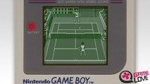 Yannick Noah Tennis : Ce jeu contient Yannick Noah en 2D !