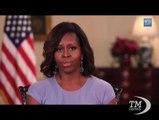 L'appello di Michelle Obama per ragazze nigeriane: un oltraggio. Il Presidente lascia alla first lady il discorso del sabato
