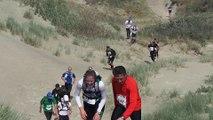 Leffrinckoucke: le trail Entre Dunes et Mer 2014
