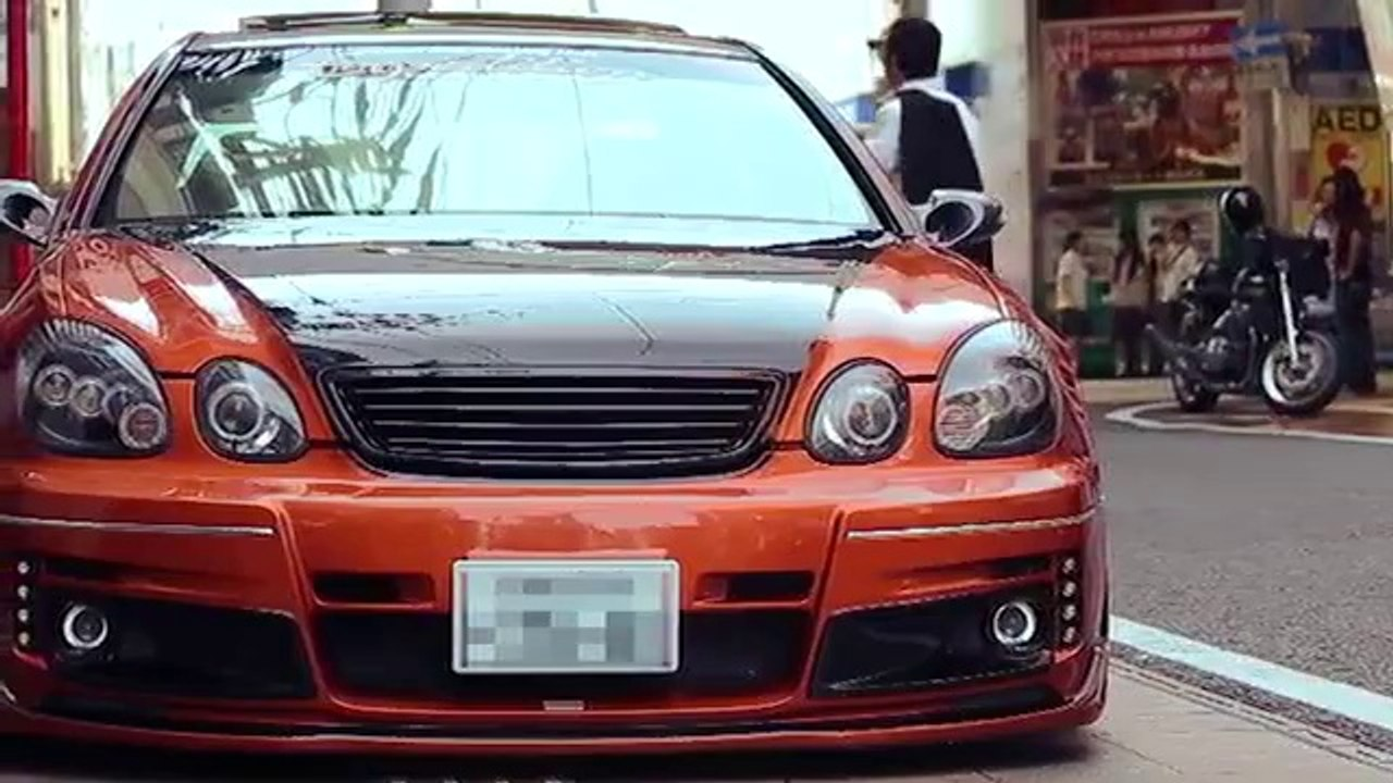 Lexus Gs300 Wonderful Modified Video Dailymotion