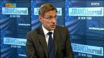 Rapport du BCG: les banques d'investissement sont en danger: Philippe Morel, dans Le Grand Journal de New York - 10/05 1/4