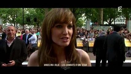 Angelina Jolie : les combats d'une star