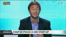 Chroniques et Coup de pouce à une start-up: Visiotalent, dans 01Business - 10/05 4/4