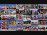Super Sentai's 30th Anniversary Special File - All About Super Sentai and Beyond Throughout the Years