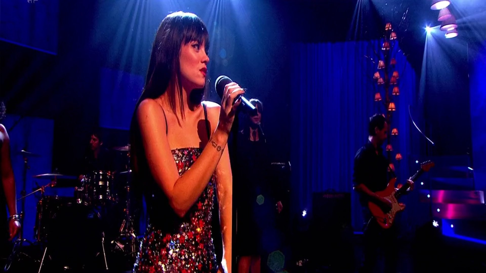 Lily Allen - Our Time [Alan Carr Chatty Man]