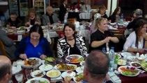 Akçay Körfez Sanat Derneği Merkezi yemeği -13