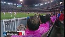 AFL 2014 - Round 8 - Melbourne v Western Bulldogs (1st quarter)