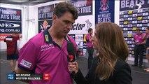 AFL 2014 - Round 8 - Melbourne v Western Bulldogs (post game)
