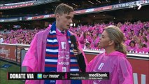 AFL 2014 - Round 8 - Melbourne v Western Bulldogs (pre match)