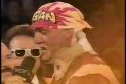 Road 2 Halloween Havoc 95 The Giant vs Hulk Hogan Storyline Part 10