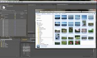 How To Make Picture Slideshow with music in Adobe Premiere CS5.5