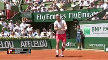 Rafael Nadal Vs Novak Djokovic SF Roland-garros 2013 HIGHLIGHTS HD