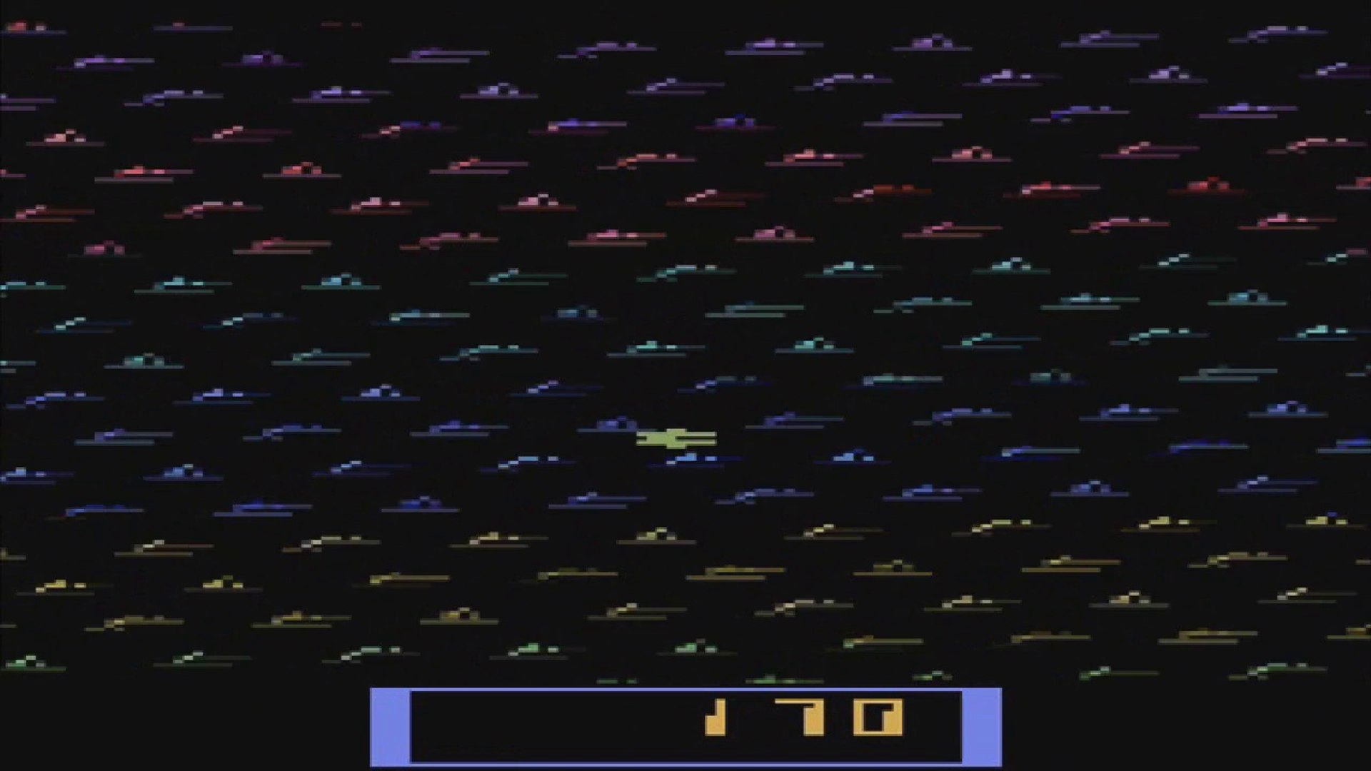 Atari Top 25 - No 25 Cosmic Ark
