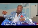 Koffi olomide réagit sur les morts de Kikwit et taxe le Festival de King Kester Emeneya de festival Tribal