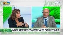 Mobiliser les compétences collectives: Arnaud Gossement, Jacques Brégeon et Christine Daoulas, dans Green Business – 11/05 1/4