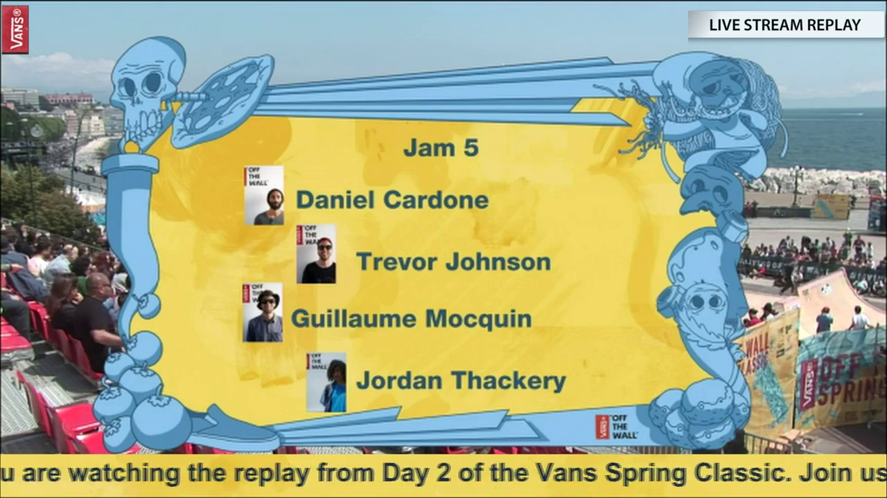 Vans Spring Classic Live Feed
