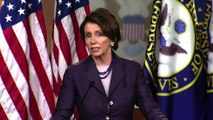 "Nancy Pelosi hopes for ""bipartisanship"" in Benghazi probe"