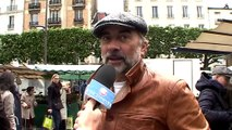 Antoine Duléry aime Vincennes sur Vincennes TV.Fr