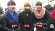 [Türkçe Altyazı] JYJ_ Kim Jaejoong Park Yoochun Kim Junsu - Guerilla Date 23.12.2010