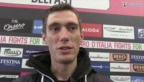 Pierre Rolland au départ du Tour d'Italie - Giro d'Italia 2014