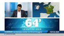 Cameroun : le nouveau combat de Michel Atangana