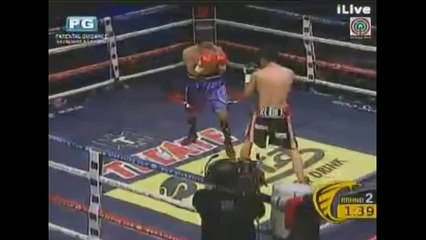 Donnie Nietes vs Moises Fuentes II Rematch