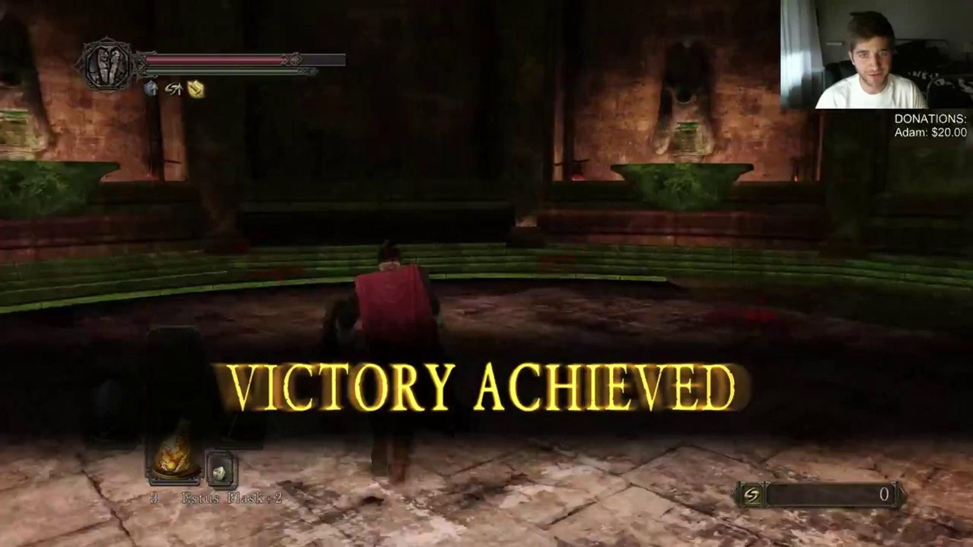 Dark Souls 2 - Boss 10 - Mytha, the Baneful Queen