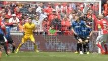 Pro League : Play-off 1 - Bruges fait tomber le Standard