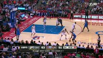 Basket-ball (Championnat NBA 2014 Play-offs. Demi-finale de Conference Ouest. 4e match - Los Angeles Clippers Oklahoma City Thunder) 1/3