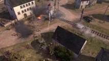 Company of Heroes 2 : The Western Front Armies - Gameplay Trailer