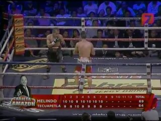Milan Melindo vs Martin Tecuapetla Full Fight
