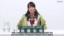 Takahashi Juri's 37th Senbatsu Sousenkyo Appeal Video