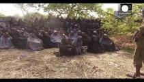Boko Haram exige la liberación de sus presos a cambio de la niñas secuestradas