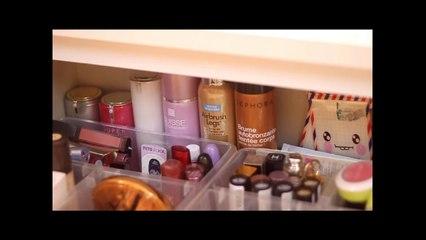 My Makeup Collection نظرة على مجموعة مكياجاتي