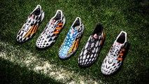 Adidas lance le Battle Pack pour la Coupe du Monde 2014 !