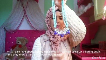 Kenze Jewllery Review+ Hijab Tutorial