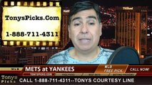 New York Yankees vs. New York Mets MLB Betting Lines Odds Preview 5-12-2014