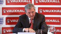 Roy Hodgson names England World Cup squad for Brazil