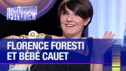 Florence Foresti et Bébé Cauet - La Méthode Cauet