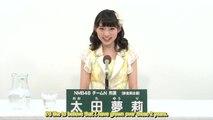 [TEPPEN] 37th Sousenkyo Appeal - Ota Yuuri