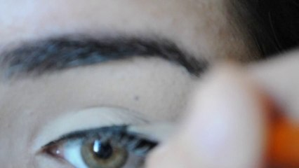 Easy Editorial Style Arabic Eyeliner