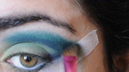 Brazil FIFA2014 Makeup