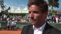 Extrait - Le 18:18 : Arnaud Clément fait le bilan de l'Open de tennis du Pays d'Aix