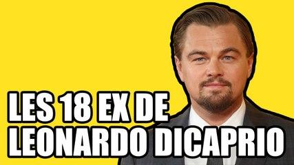 Les 18 ex de Leonardo DiCaprio