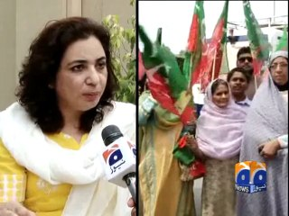 PTI is a Male-Dominated Party and there is no Respect for Women in PTI : - Vic...