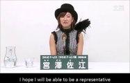 Miyazawa Sae Senbatsu Sousenkyo 2014 appeal video